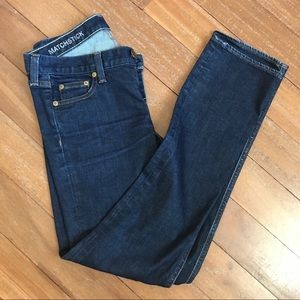 Matchstick Straight Jeans J.Crew